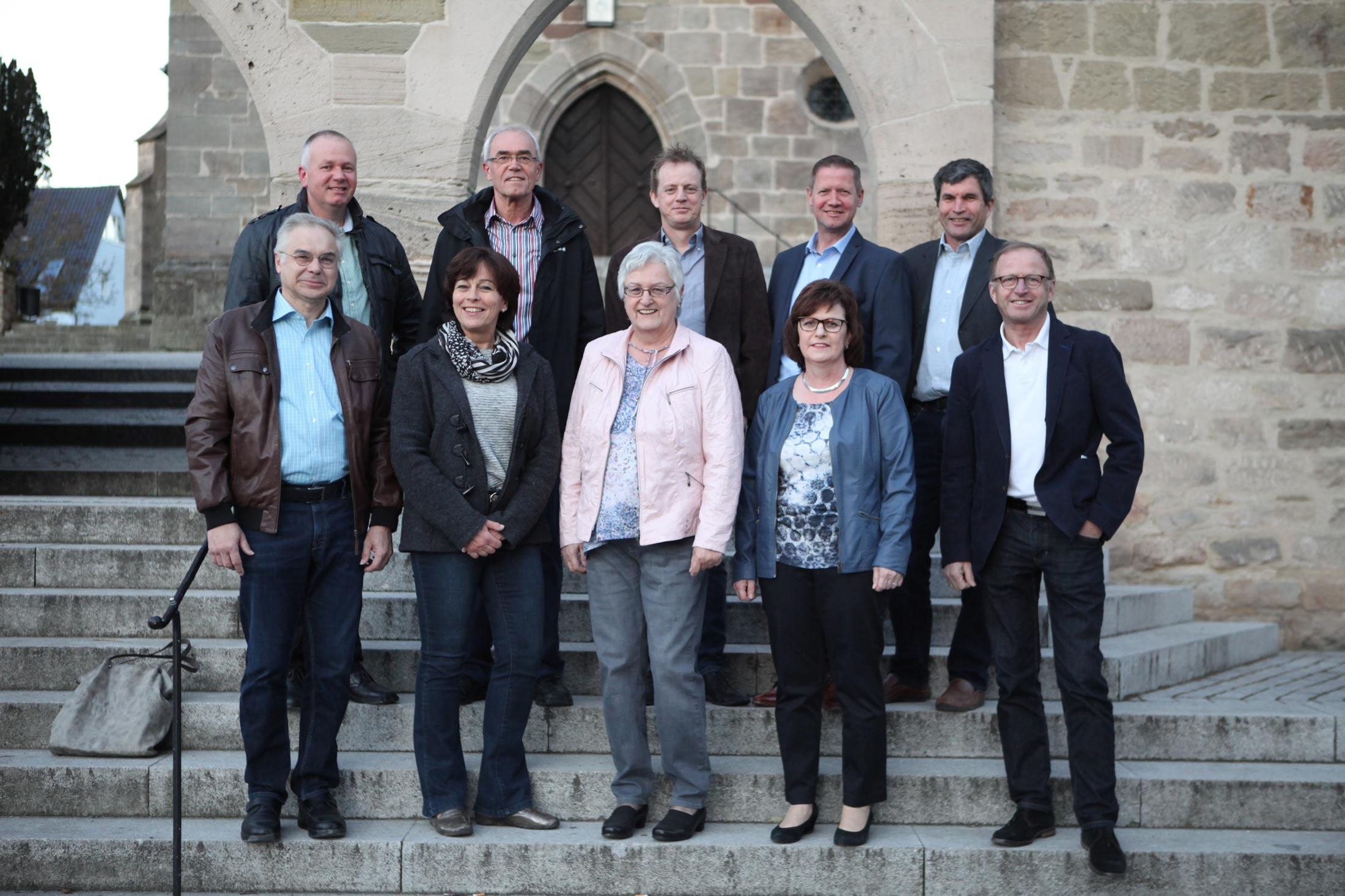 BWV Gemeinderäte 2017